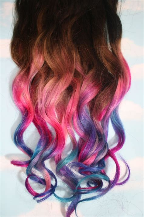 Definitely Trying This On My Hair In The Summer Hair