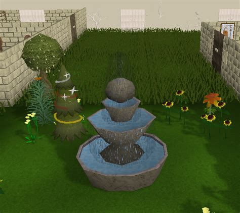 Large Fountain  The Runescape Wiki