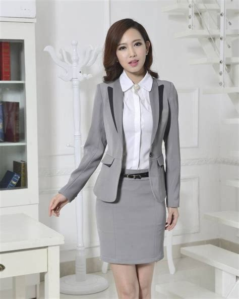 Best Images About Japanese Office Lady On Pinterest Formal Suits Business Suits For Women