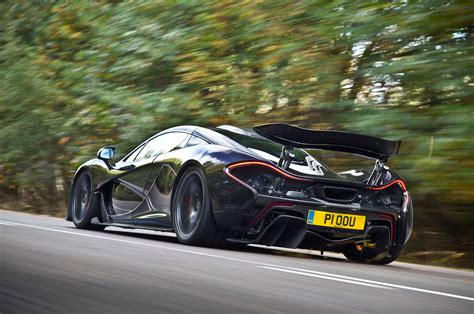 Mclaren P1 Gtr Design Concept To Be Revealed At Pebble Beach