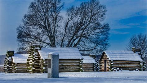 valley forge national historical park patriot trails