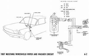 1967 Mustang Wiper Motor Replacement
