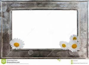 Cadre De Tableau : cadre de tableau en m tal avec des fleurs images stock ~ Dode.kayakingforconservation.com Idées de Décoration