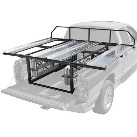 black widow atv carrier rack system  lbs capacity discount ramps