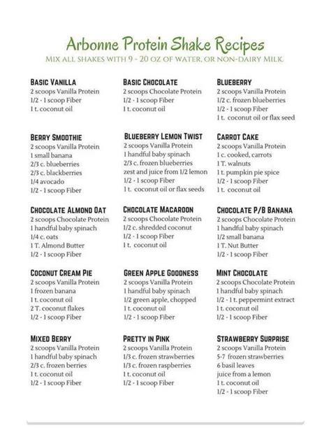 Arbonne shakes | Arbonne shake recipes, Arbonne recipes