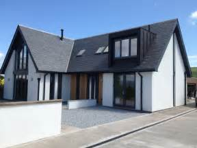 home designs uk pictures new build eco house smithy cottage laurencekirk axn