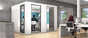 Office Bricks Meeting Pods : A brand new acoustic room ...