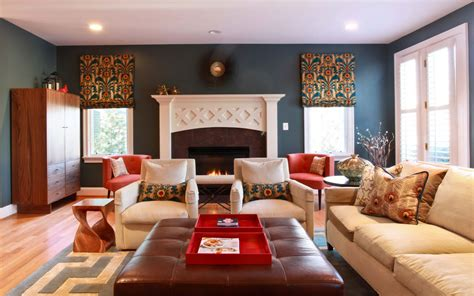 Craftsman Style Interiors For Home Inspiration