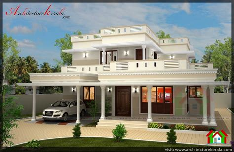 stunning br house plans stunning 4 bedroom kerala home design with pooja room free