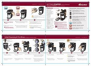 Keurig Coffeemaker B31 User U0026 39 S Guide
