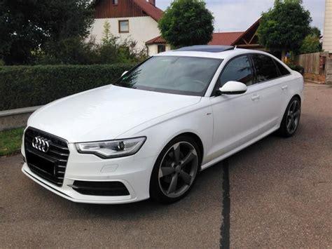 Audi A6 20 Tdi Diesel Garantie  Cars  Pinterest Träume