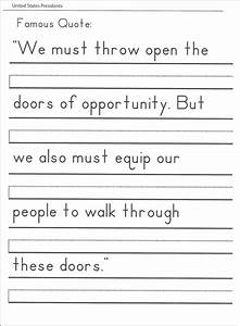 Printing Handwriting Worksheets Free - delwfg.com ...