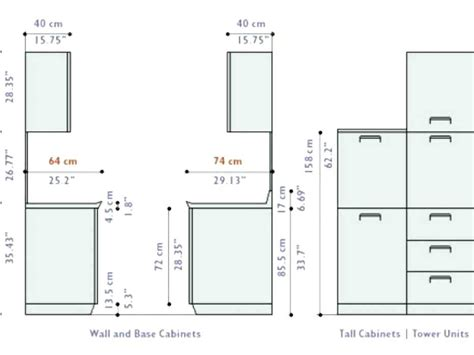 standard cabinet dimensions standard kitchen cabinet depth singapore wow blog 553 | standard kitchen cabinet dimensions singapore depth wall height new cabi