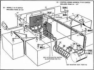 1998 Ezgo Wiring Diagram