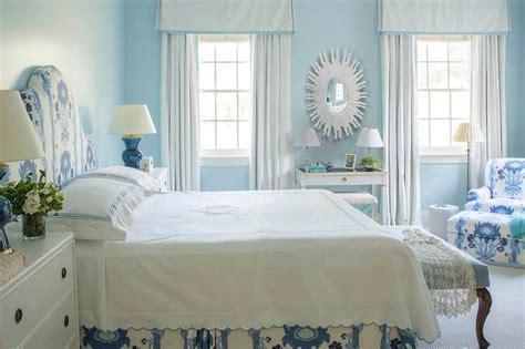 white  blue bedroom  gray french desk  white
