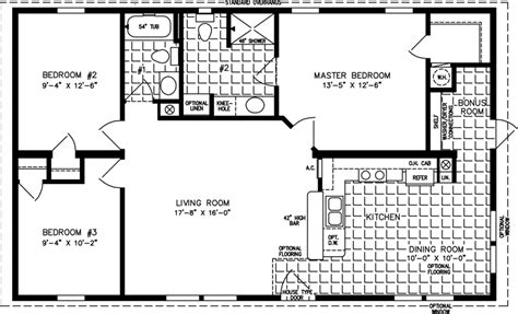 simple plan for 1000 sq ft home ideas ranch house floor plans house floor plans 1000 sq ft