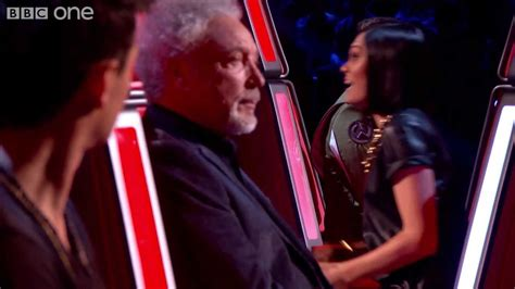 the voice uk 2013 fastest chair turn blind