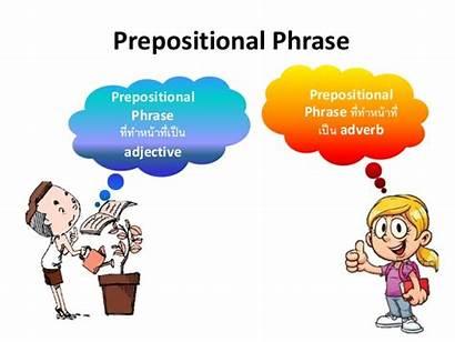 Prepositional Phrase Preposition Contoh Adjective Adj Kata