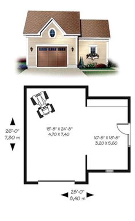 one and a half car garage dimensions 1000 images about one car garage plans on