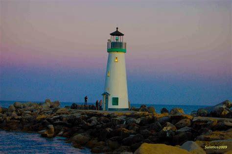 Panoramio  Photo Of Walton Lighthouse, Santa Cruz, Ca