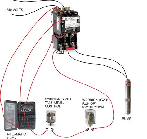 Well Pressure Switch Wiring Diagram by Square D Well Pressure Switch Wiring Diagram With At