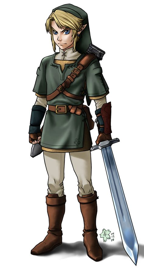 Link Fan Art The Legend Of Zelda Fan Art 38289755