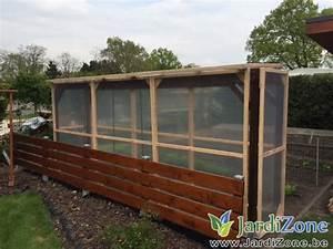 Abri A Tomate : construire une serre page 3 jardizone ~ Premium-room.com Idées de Décoration