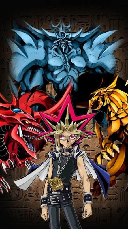 yugioh monsters wallpapers gx anime exodia pantalla fondos dope monster cartoon atem samurai yami celular cards reblog noah robbins uploaded