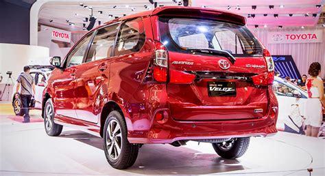 Toyota Avanza Veloz 2019 Photo by Toyota Avanza 1 5 Veloz 2019 Philippines Price Specs