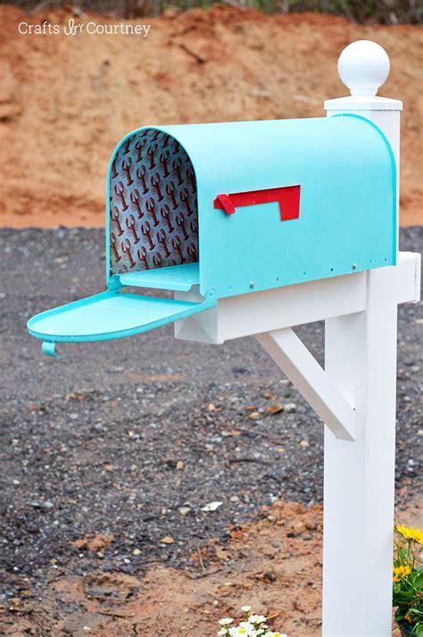 youve  mail  ways  diy  mailbox