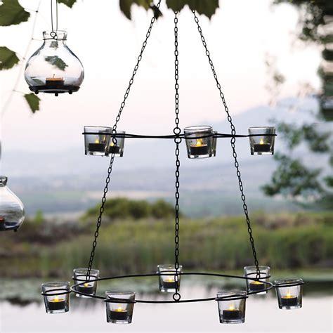 hanging tea light holders finds tiered hanging tea light homegirl