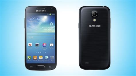 le torche galaxy s4 mini samsung lance officiellement le galaxy s4 mini