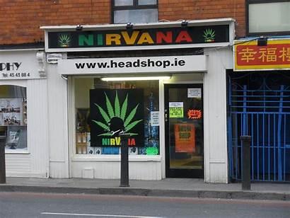 Head Ireland Nirvana Drug Cannabis Dublin Commons
