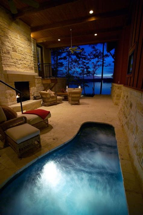 having a hot tub indoors amenities every dream home dhould own