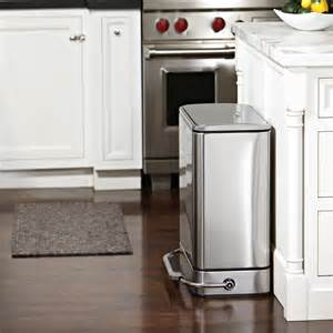 100 simplehuman cabinet mount trash can amazon com