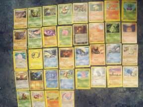 For Sale Pokemon Cards kinda old