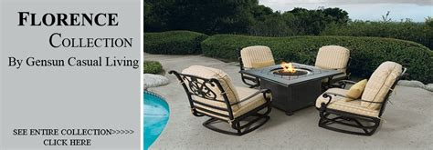 Gensun Patio Furniture Canada by 18 Gensun Patio Furniture Grand Terrace Gensun