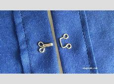 Big List of {FASTENERS} you can sew on your clothes Sew