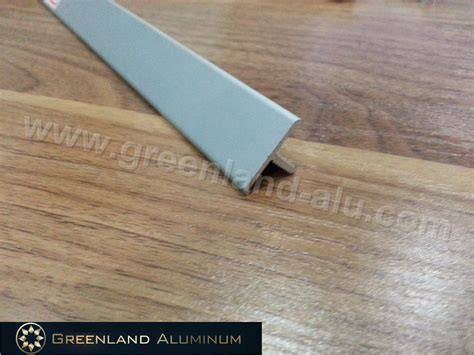 Flooring Transition Strips Aluminum by China Aluminium T Floor Transition With Powder