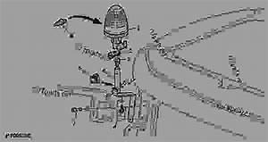 Beacon Light - Tractor John Deere 6630 Premium - Tractor