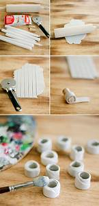 diy winter wedding candleholders once wed With what kind of paint to use on kitchen cabinets for removing candle wax from candle holder
