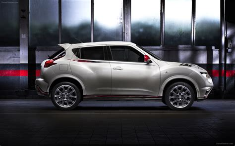 Nissan Juke Nismo 2018 Widescreen Exotic Car Image 04 Of