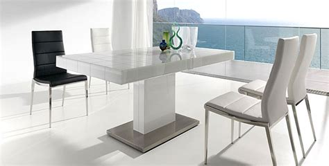 muebles modernos  el comedor