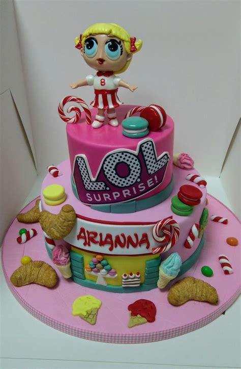 dolci doni  natascia cake bakery lol surprise arianna
