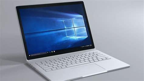 microsoft announces surface book laptop