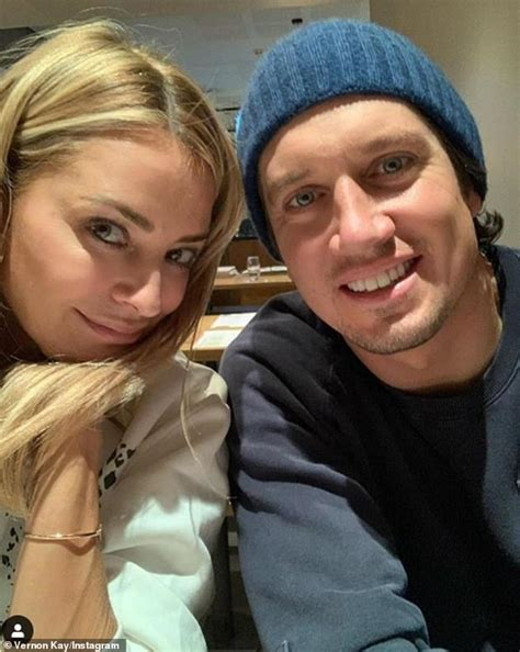 Tess Daly shares support for husband Vernon Kay ahead of ...