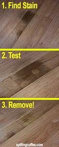 How to create a pickled finish on wood using pickling for How to remove black urine stains from hardwood floors