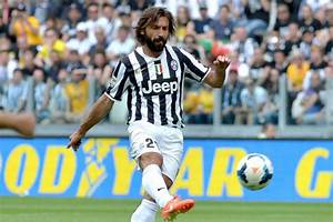 Andrea Pirlo Scores Brilliant Free-Kick Goal in Juventus ...