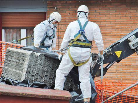 Asbestsanierung Ein Fall Fuer Den Fachmann asbestsanierung ein fall f 252 r den fachmann bauen de