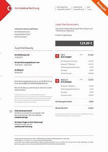 Www Mein Vodafone Rechnung De : hilfe rechnung verstehen rechnung ~ Themetempest.com Abrechnung